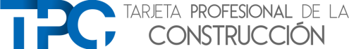 Cursos Tarjeta Profesional de la Construcción - Tarjeta TPC